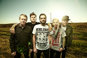 A Day To Remember - Bandfoto