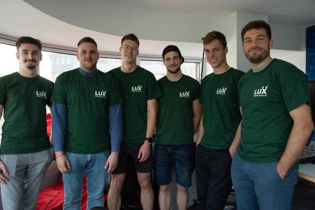 LUX Aktuelle Redaktion 2019 Gruppenbild